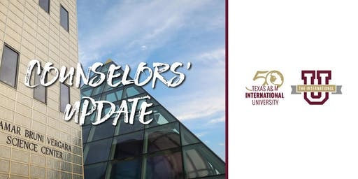 TAMIU Counselors' Update 2019 (Laredo)