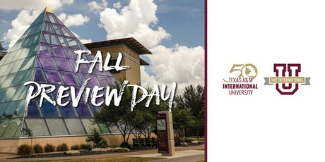 TAMIU Fall Preview Day (2019) tickets
