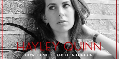 How to Meet People in London tickets