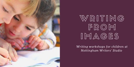 Writing from Images: A writing workshop for young writers tickets