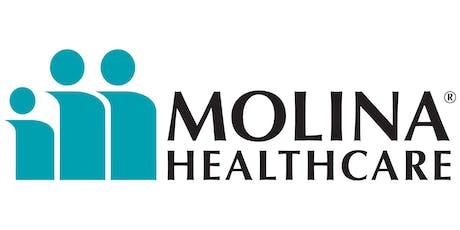 Molina Healthcare Community Champions Awards tickets