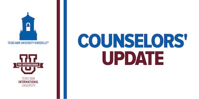 Rio Grande Valley Counselors' Update 2019 (TAMUK / TAMIU)