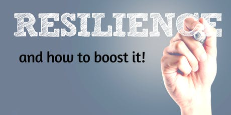 Boost your resilience - for charity leaders and managers tickets