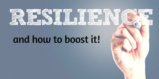 Boost your resilience - for charity leaders and managers
