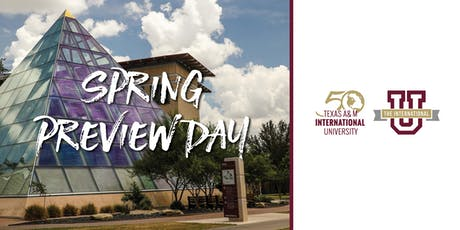 TAMIU Spring Preview Day (2020) tickets