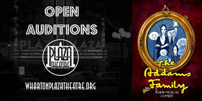 Open Auditions for The Addams Family