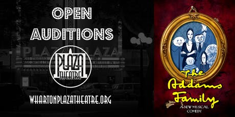 Open Auditions for The Addams Family tickets