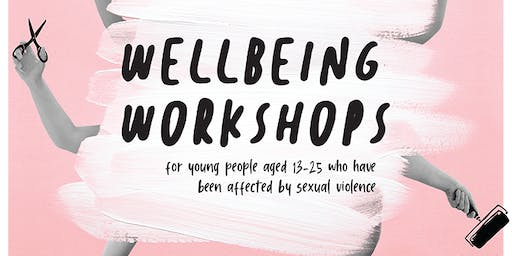 Screen- Printing Workshop 13-25s in Ayrshire affected by sexual violence