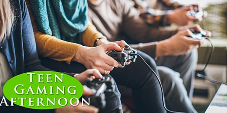 Teen Gaming Afternoons tickets