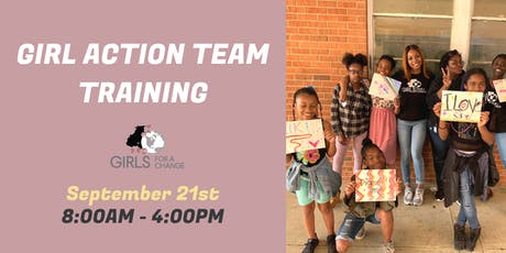 Girl Action Team Training tickets