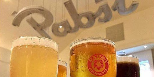 Yoga, Flight & Tour at the Pabst Brewery and Taproom