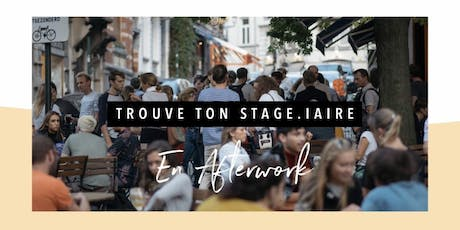 Trouve ton stage/iaire en afterwork - FOLLE COMM billets
