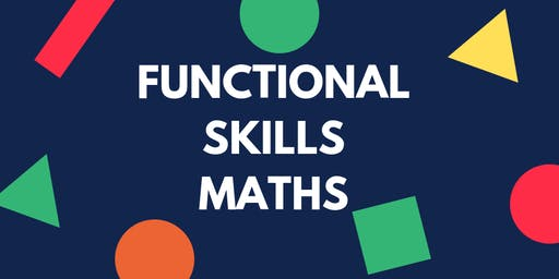 Functional Skills Maths Level 1 Non-Accredited Course