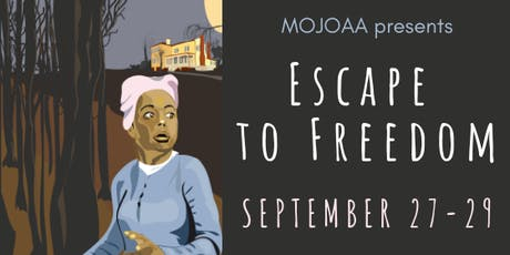 Escape to Freedom tickets