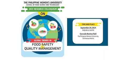 Global Trends in Food Safety and Quality Management tickets