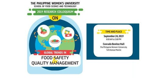 Global Trends in Food Safety and Quality Management
