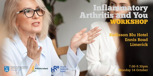 Inflammatory arthritis and you