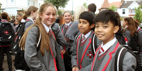 SRRCC High School Open Morning Friday 18 October Session 2 tickets