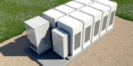 Battery Storage is coming, when will it be right for you? tickets