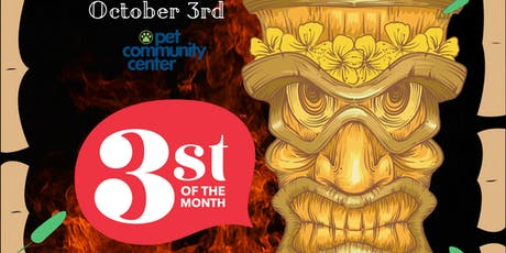3st of the Month - Tiki Tober tickets