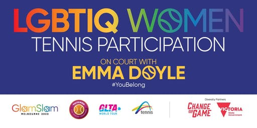 Glam Slam Womens Participation - On court with Emma Doyle