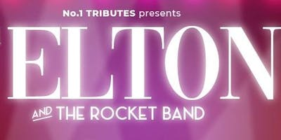 Elton and the Rocket Band!