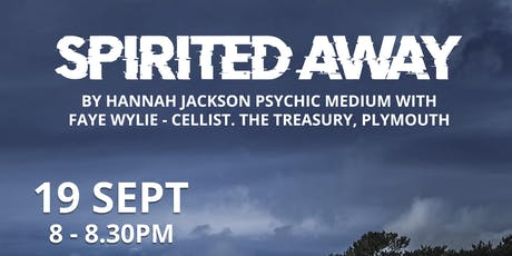 An evening with Psychic medium Hannah Jackson with musical support  tickets