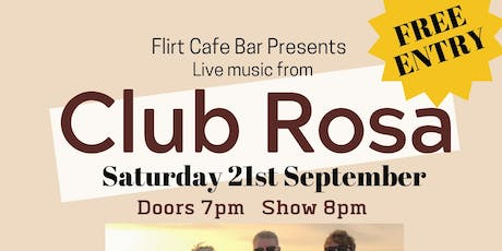Club Rosa - Live Music tickets