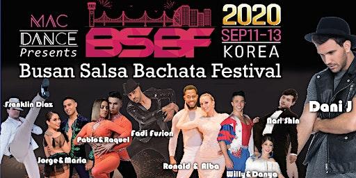 BUSAN SALSA BACHATA FESTIVAL 2020