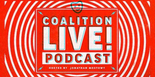 Coalition LIVE! Podcast