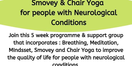 Yoga and Meditation for people with neurological conditions tickets