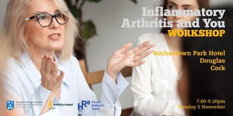 Inflammatory Arthritis and You tickets