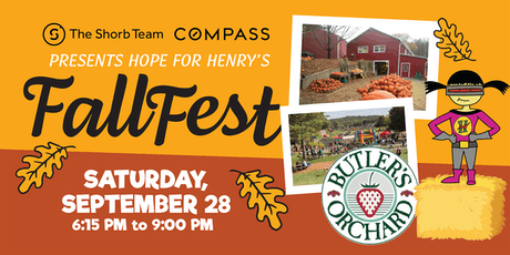 Hope for Henry's First Annual Fall Fest tickets