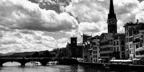 Wikidata Zurich Training 2019 tickets