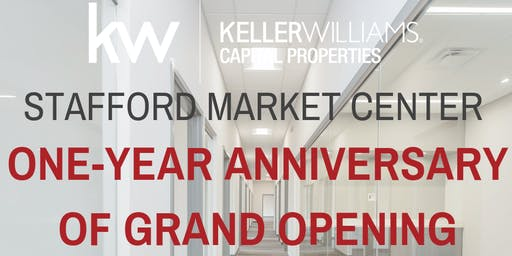 KWCP Stafford | One-Year Anniversary of Grand Opening