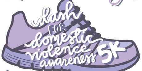 Dash for Domestic Violence Awareness 5k tickets