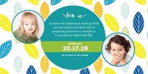 2019 ChildOne Early Childhood Provider Recognition...