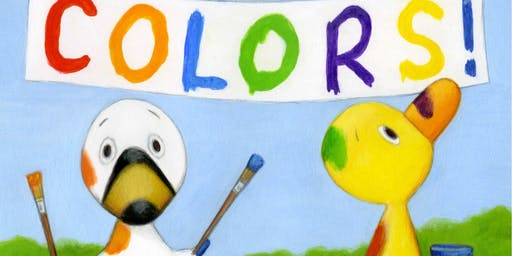 Toddler Tales- Duck and Goose Colors