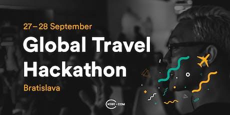 Global Travel Hackathon Bratislava Edition  tickets