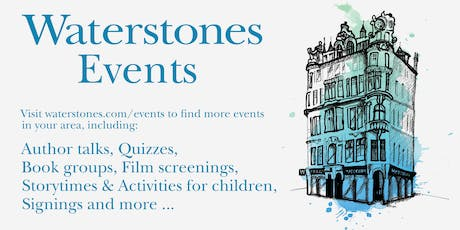 Philip Pullman Party with a Classic Children's Book Quiz - in Glasgow tickets