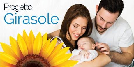 Corso di Massaggio Neonatale biglietti