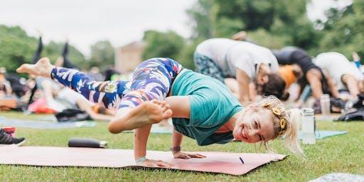 """Abs & Arm Balances Yoga Workshop with Yeh Yoga"""