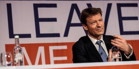 Al Jazeera 'Head to Head' with Richard Tice tickets