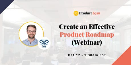 Create an Effective Product Roadmap w/ Northwestern Mutual PM - Webinar tickets