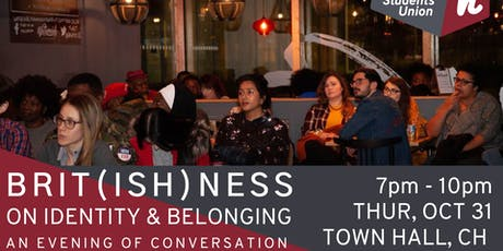Brit(ish)ness: Discussing Identity & Belonging tickets