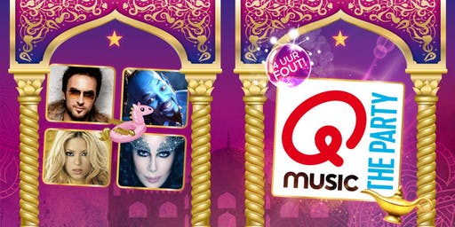 Qmusic the Party - 4uur FOUT! in Apeldoorn (Gelderland) 05-10-2019