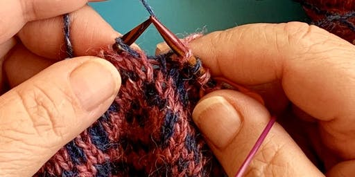 Introduction to Stranded Knitting