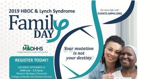 2019 HBOC & Lynch Syndrome Family Day