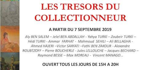 Exposition Les Trésors du Collectionneur billets