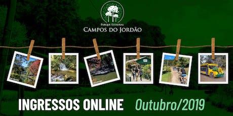 Ingresso Parque Estadual Campos do Jordão tickets